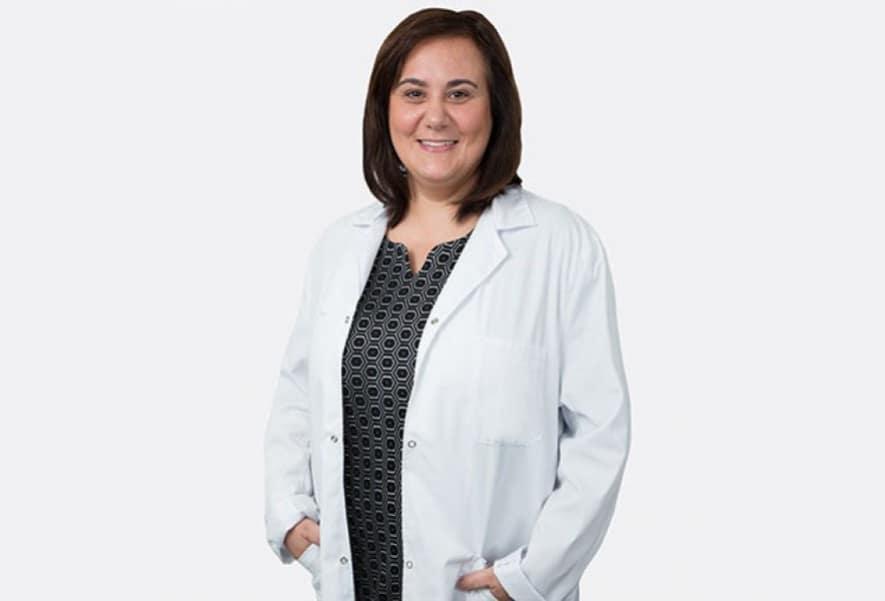 Doctora Marina Garrido cirujano capilar